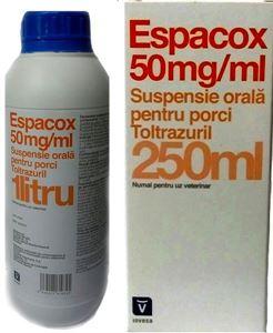Espacox 5% 250 ml