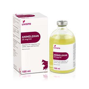 Animeloxan 20 mg/ml inj 100 ml