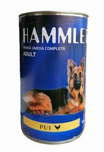 Conserva Hammlet Dog 1240 gr Pui