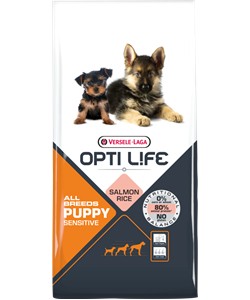 VL Opti Life Puppy Sensitive All Breeds 2,5 kg